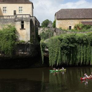 Château sur la Vézère 24